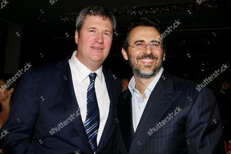 Jordan Schur and David Mimran