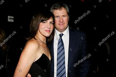 Jordan Schur with Wife Stephanie