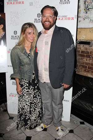 Heidi Neurauter and Zak Orth