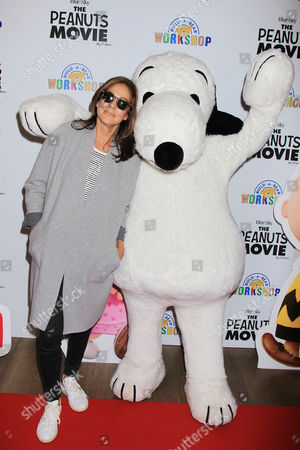 Editorial image of 'The Peanuts Movie' film screening, New York, America - 01 Nov 2015