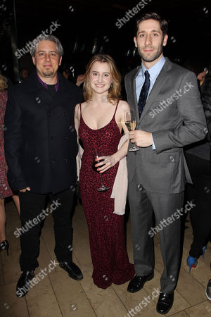 Jeremy Alter, Catherine Combs and Luke McClellan