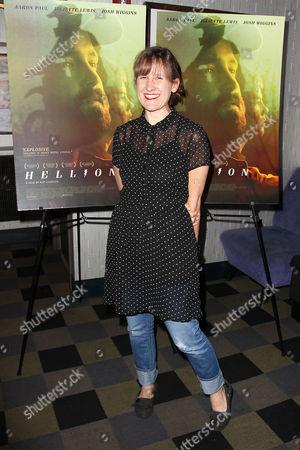 Editorial picture of 'Hellion' film screening, New York, America - 12 Jun 2014