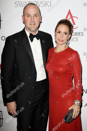 Daniel Bar Elli and Karen Giberson
