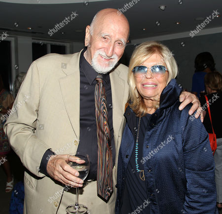 Dominic Chianese and Nancy Sinatra