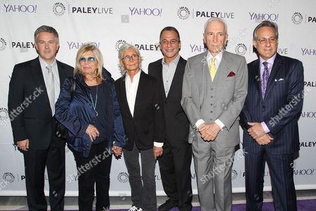 Charles Pignone, Nancy Sinatra, Twyla Tharp, Tony Danza, Gay Talese, Max Weinberg