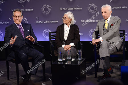 Max Weinberg, Twyla Tharp and Gay Talese