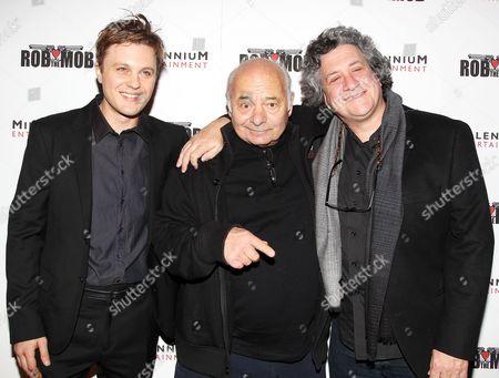 Michael Pitt, Burt Young, Raymond De Felitta