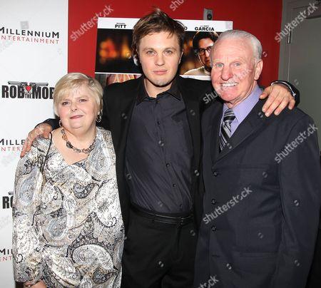 Jane Pitt, Michael Pitt and William Pitt