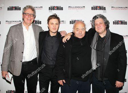 Editorial photo of 'Rob the Mob' film screening, New York, America - 09 Mar 2014