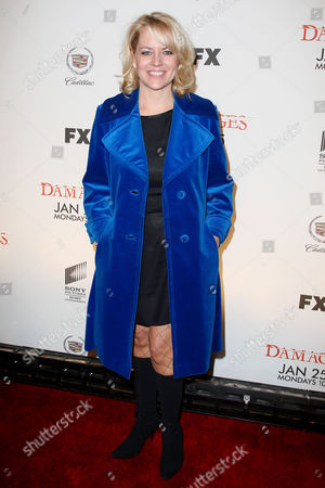 Editorial picture of 'Damages' TV Series Season 3 Premiere, New York, America - 19 Jan 2010