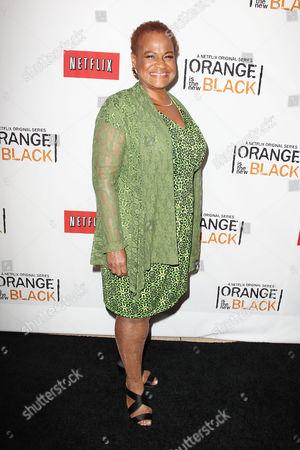 Editorial picture of 'Orange is the new Black' film premiere, New York, America - 25 Jun 2013