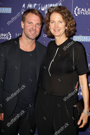 Ben Latham-Jones and Lynne Hendee