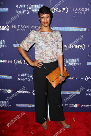 Editorial picture of 'A Midsummer Night's Dream' play premiere, New York, America - 15 Jun 2015