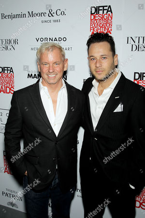 Editorial picture of Design Industries Foundation Fighting AIDS 17th Annual 'Dining by Design - Cocktails by design' Gala, New York, America - 20 Mar 2014
