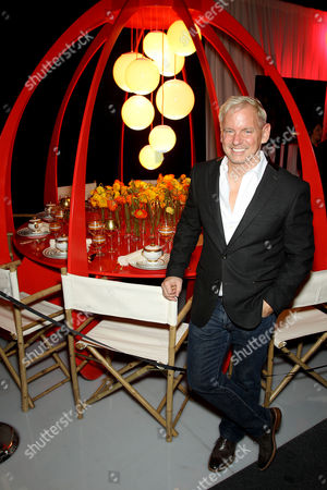 Editorial image of Design Industries Foundation Fighting AIDS 17th Annual 'Dining by Design - Cocktails by design' Gala, New York, America - 20 Mar 2014