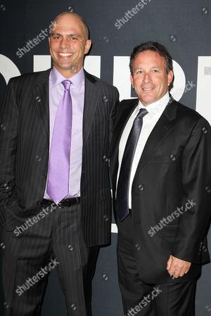 Stock Image of Ben Smith and Jeffrey M. Weiner