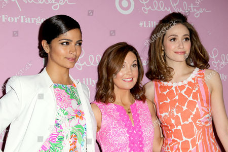 Editorial picture of 'Lilly Pulitzer' Target Launch Party, New York, America - 15 Apr 2015