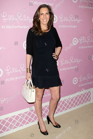 Editorial photo of 'Lilly Pulitzer' Target Launch Party, New York, America - 15 Apr 2015