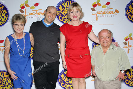 Editorial photo of 40th Anniversary of Willy Wonka & The Chocolate Factory, New York, America - 18 Oct 2011