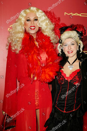 Sherry Vine with Guest