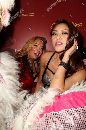 Editorial photo of MAC Hosts Indochine's 30th Anniversary Party, New York, America - 07 Nov 2014