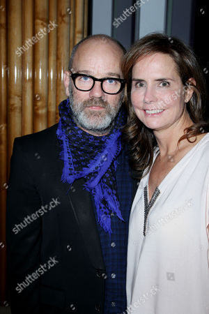 Katie Ford, Michael Stipe