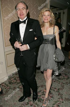 Editorial image of Museum of the Moving Image honours Matt Lauer and Debra Lee, St Regis Hotel, New York, America - 26 Apr 2007