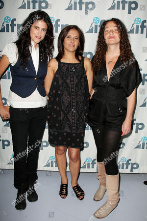 Francesca Gregorini, Joana Vicente (Executive Director IFP) and Tatiana von Furstenberg (Honorary Creative Chairman)