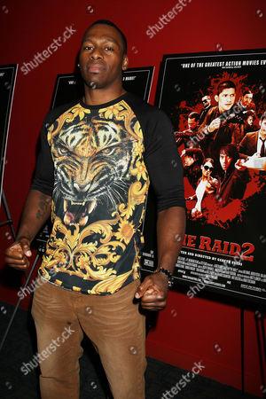 Editorial photo of 'The Raid 2' film premiere, New York, America - 17 Mar 2014