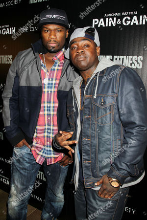 50 Cent and Kidd Kidd