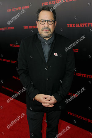 Editorial photo of 'The Hateful Eight' film premiere, New York, America - 14 Dec 2015