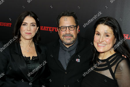 Stock Image of Stacey Sher, Richard N. Gladstein, Shannon McIntosh (Producers)