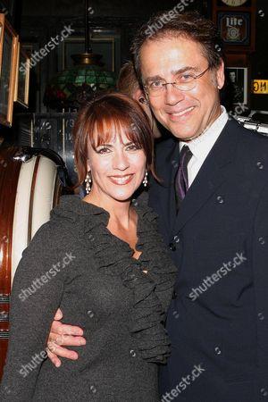 Colleen Zenk and Mark Pinter