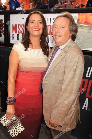 Peggy Gelfond and Rich Gelfond