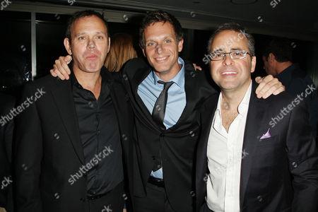 Rod de Llano, Adam Kassen and Paul Danziger