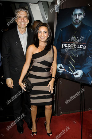 Stock Picture of Bill Lee (CEO Millennium Entertainment) and wife Lisa Lee