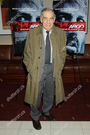 Editorial image of 'Argo' film premiere, New York, America - 09 Oct 2012