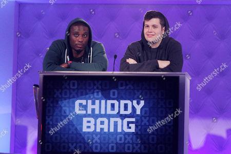Chiddy Bang (1st l)