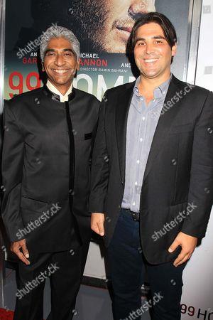 Ashok Amritraj and Kevin Turen
