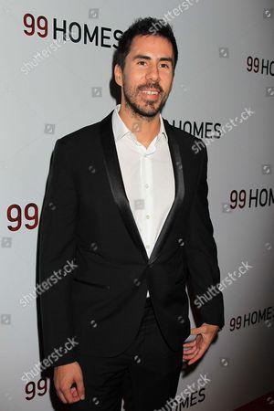 Editorial photo of '99 Homes' film premiere, New York, America - 17 Sep 2015