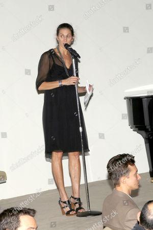 Editorial picture of 'Peggy Guggenheim: Art Addict' Screening, New York, America - 25 Oct 2015