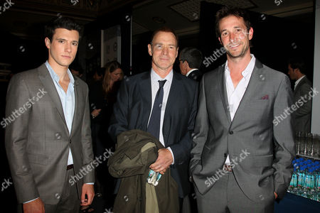 Drew Roy, Will Patton and Noah Wyle