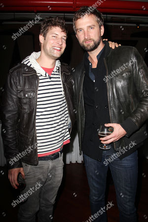Editorial image of 'The Broken Circle Breakdown' film screening, after party, New York, America - 30 Oct 2013