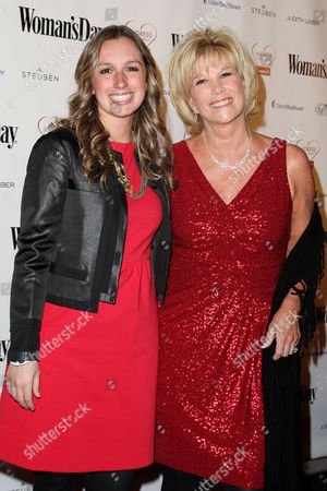 Editorial picture of 8th Annual Woman's Day Red Dress Awards, New York, America - 8 Feb 2011