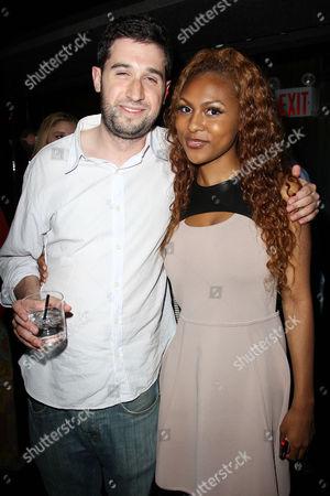 Adam Leon and Tashiana Washington