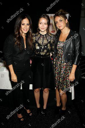 Jill Stuart, Katie Chang, Sophie Curtis