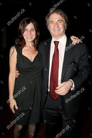 Pamela Gray and Barry Scheck