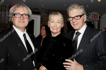 Simon Curtis, Betty Murray and Don Murray