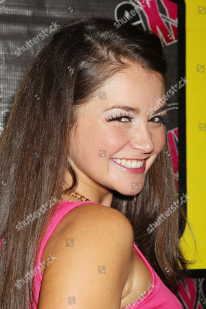 Stock Picture of Allie Haze