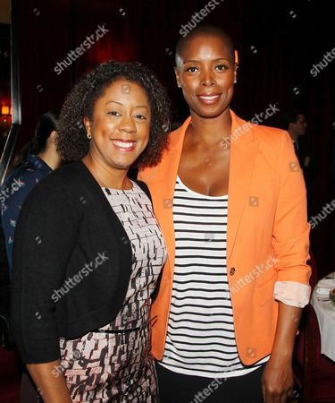 Michelle Gadsden Williams and Sidra Smith (Producer)